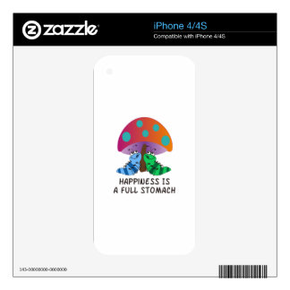 Happiness iPhone 4S Skins