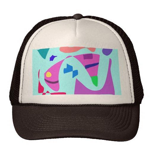 Happiness Tomorrow Future Hope Encouraging 114 Mesh Hats