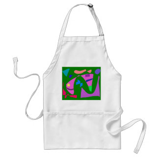 Happiness Tomorrow Future Hope Encouraging 96 Adult Apron