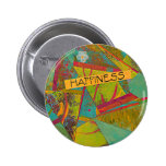 Happiness triangles collage pin