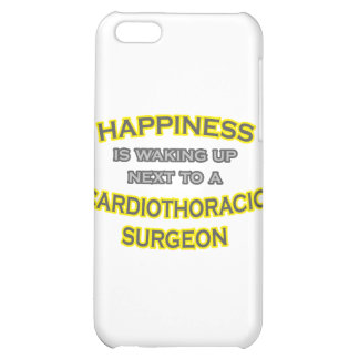Happiness .. Waking Up .. Cardiothoracic Surgeon Cover For iPhone 5C