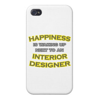 Happiness .. Waking Up .. Interior Designer iPhone 4/4S Cover