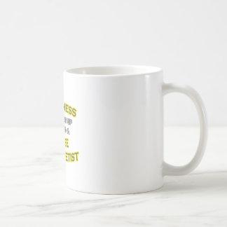 Happiness .. Waking Up .. Nurse Anesthetist Coffee Mug
