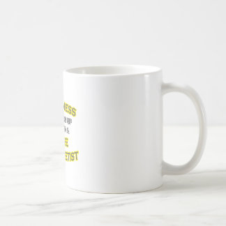Happiness .. Waking Up .. Nurse Anesthetist Coffee Mugs