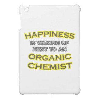 Happiness .. Waking Up .. Organic Chemist iPad Mini Cases