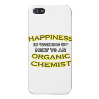 Happiness .. Waking Up .. Organic Chemist iPhone 5 Covers