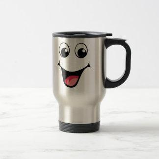 ¡HAPPPPAY FELIZ feliz feliz! Taza De Café