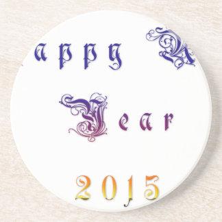 Happu New Year 2015 Hakuna Matata wishes.png Coaster