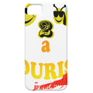 happy2bee a tourist rip me off if you dare iPhone SE/5/5s case