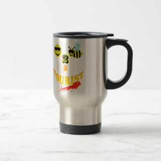 happy2bee a tourist rip me off if you dare travel mug