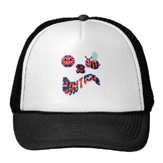 happy2bee británicos gorros