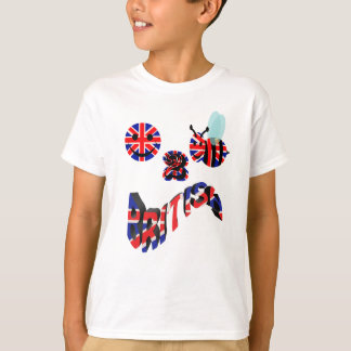 happy2bee british T-Shirt