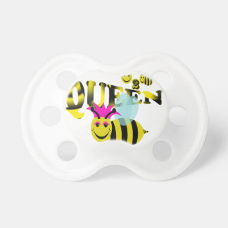 happy2bee queen bee pacifier