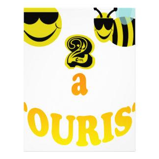 happy2bee un turista membretes personalizados