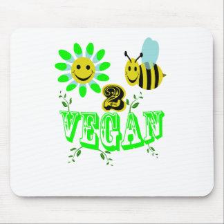 Happy2Bee Vegan Mousepads