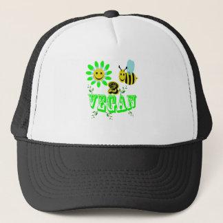 Happy2Bee Vegan Trucker Hat