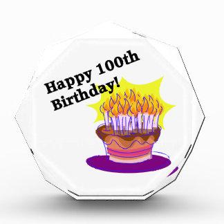 Happy 100th Birthday Award