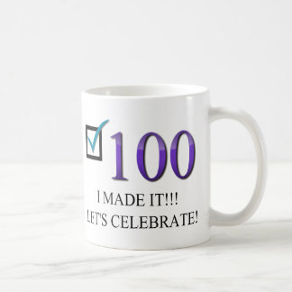 Happy 100th Birthday Coffee Mug