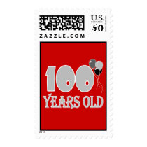 Happy 100th Birthday Gifts and Birthday Apparel Postage