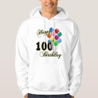 Happy 100th Birthday Gifts and Birthday Apparel Sweatshirt