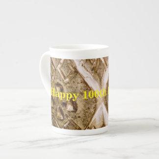 Happy 100th Birthday! Tea Cup