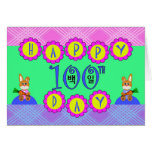 Happy 100th Day, Korean Baek-il Birthday Cards