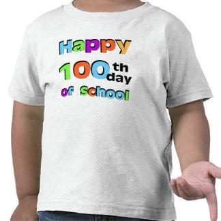 Happy 100th Day of School Shirts