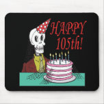 Happy 105th mouse pad