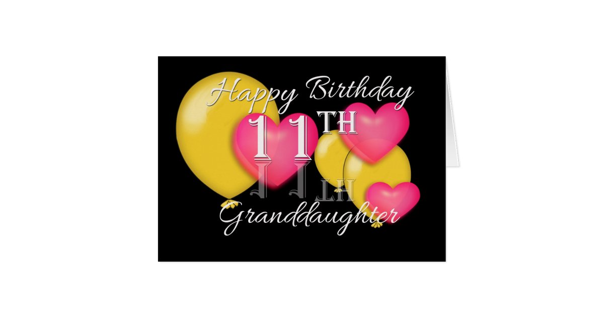 Happy 11th Birthday Greeting Cards – 11th Birthday Cards