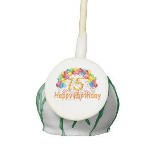15th Birthday Balloons Home Decor Furnishings Pet Supplies