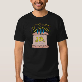 Happy 18th Birthday! T Shirt