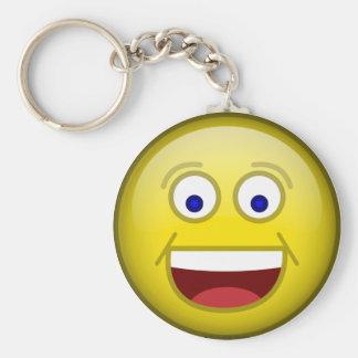Happy 1 keychain