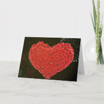 ****HAPPY 1st ANNIVERSARY**** TO MY LOVE Card
