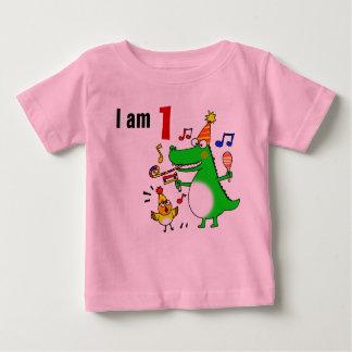 Happy 1st Birthday ( I am 1 ) Baby T-Shirt