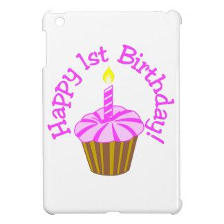 Happy 1st Birthday iPad Mini Cover