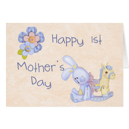Happy 1st Mothers Day Gifts T Shirts Art Posters