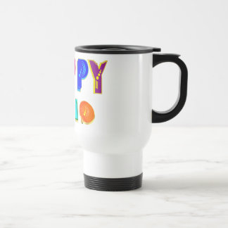 happy 2010 Happpy 2010 HAPPPPY 2010 gifts 15 Oz Stainless Steel Travel Mug