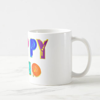 happy 2010 Happpy 2010 HAPPPPY 2010 gifts Classic White Coffee Mug