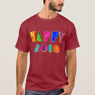 happy 2010 Happpy 2010 HAPPPPY 2010 gifts T-Shirt