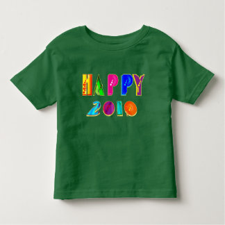 happy 2010 Happpy 2010 HAPPPPY 2010 gifts T Shirts