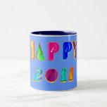 Happy 2011 New Year Party gifts and shirts Mug