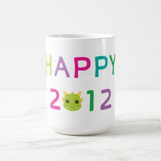 Happy 2012, the Year of the Dragon! Coffee Mug
