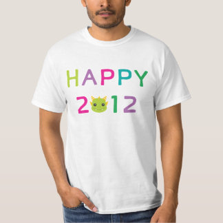 Happy 2012, the Year of the Dragon! T-Shirt