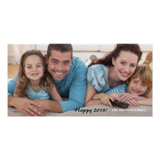 Happy 2013 Holiday Photo Card