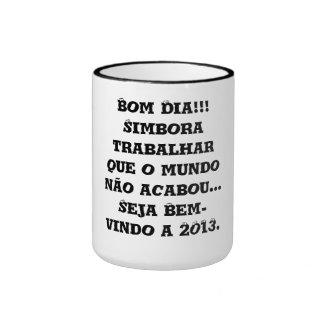 Happy 2013 coffee mug