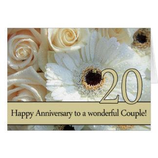20th Wedding Anniversary T Shirts 20th Anniversary Gifts