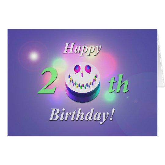 Birthday Cake Smiley In Fb