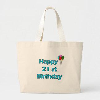 Happy 21st Birthday Bag