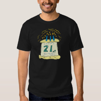 Happy 21st Birthday! Shirt