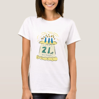 Happy 21st Birthday! T-Shirt